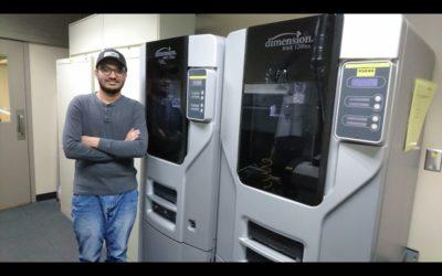 Mine tech company turns its 3D printers on COVID-19 crisis