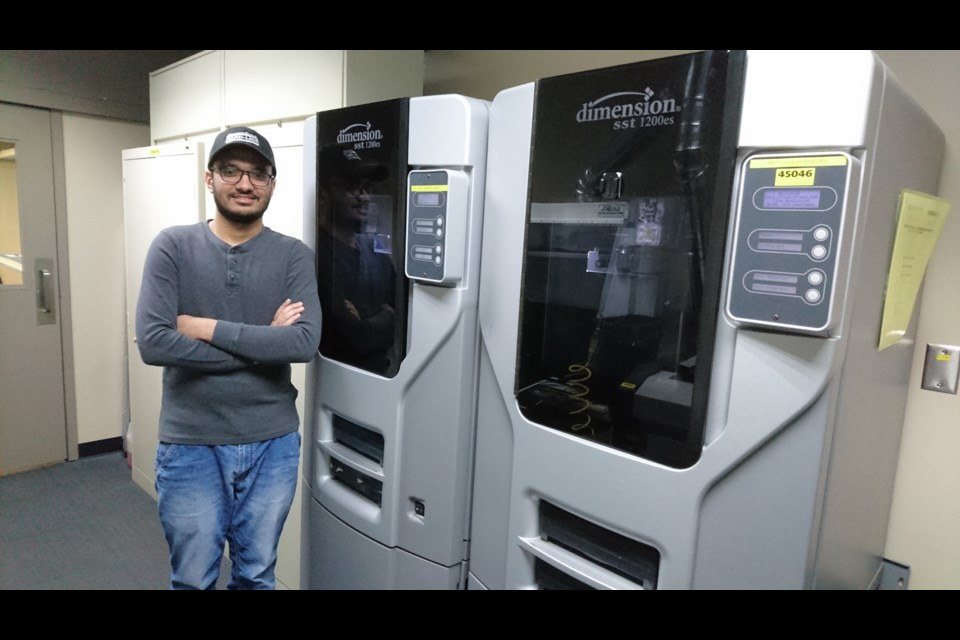 Mine tech company turns its 3D printers on COVID-19 crisis
